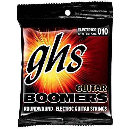 GHS Guitar Boomers Light Electric