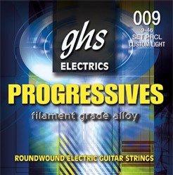 GHS Progressives Electric, Custom Light