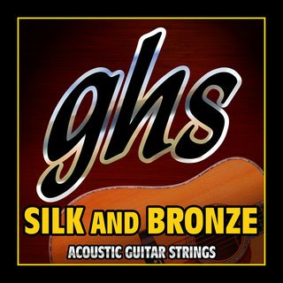 GHS Silk and Bronze Light Acoustic