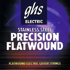 GHS Precision Flatwound Extra Light Electric