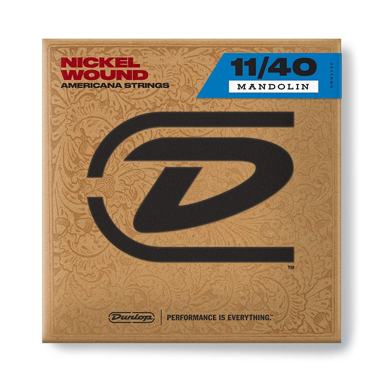 Jim Dunlop Nickel Wound Mandolin, Medium