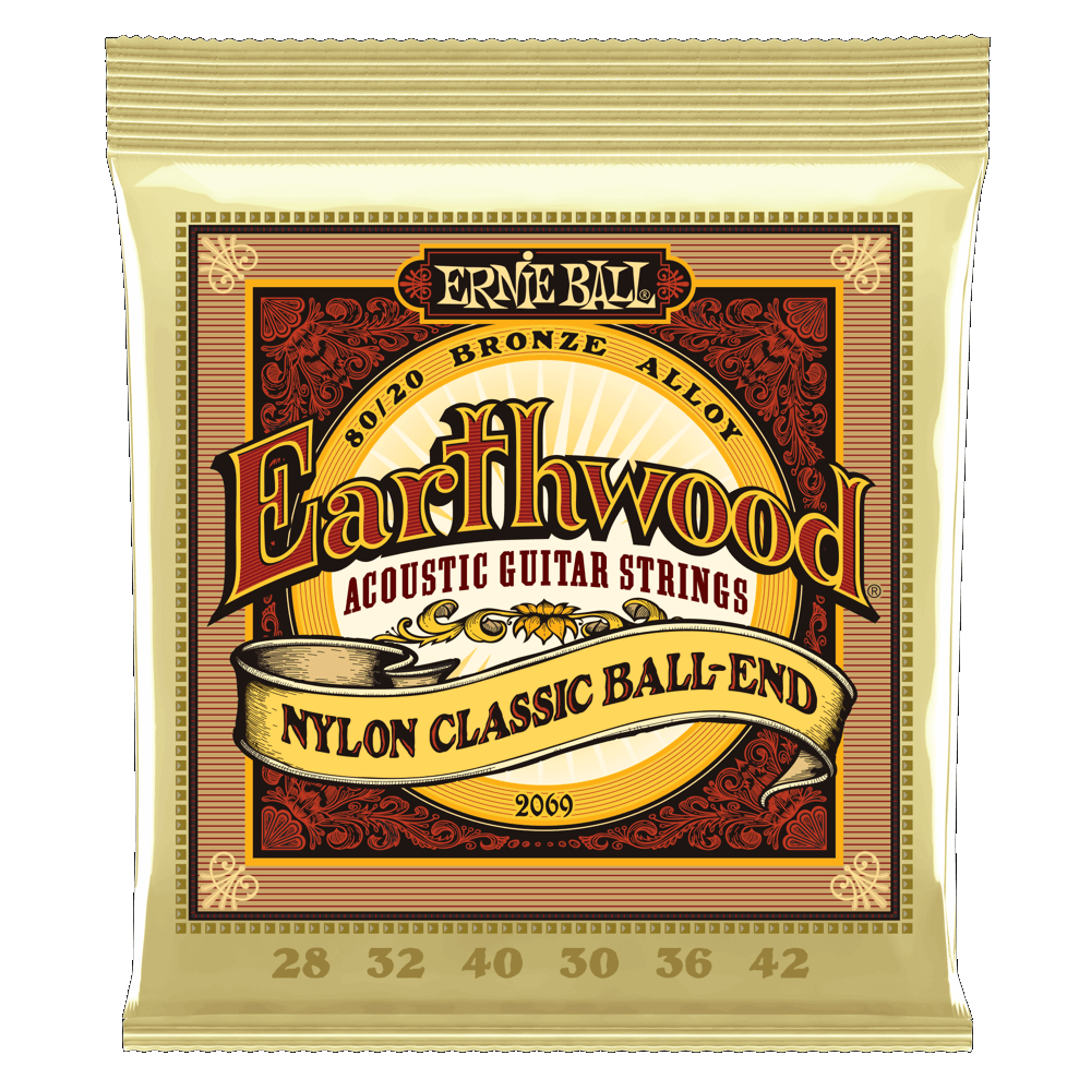 Earthwood Nylon Classic Ball-End