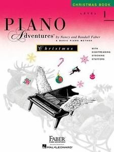 Piano Adventures Christmas Book - Level 1