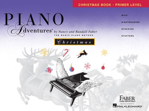 Piano Adventures Christmas Book - Primer
