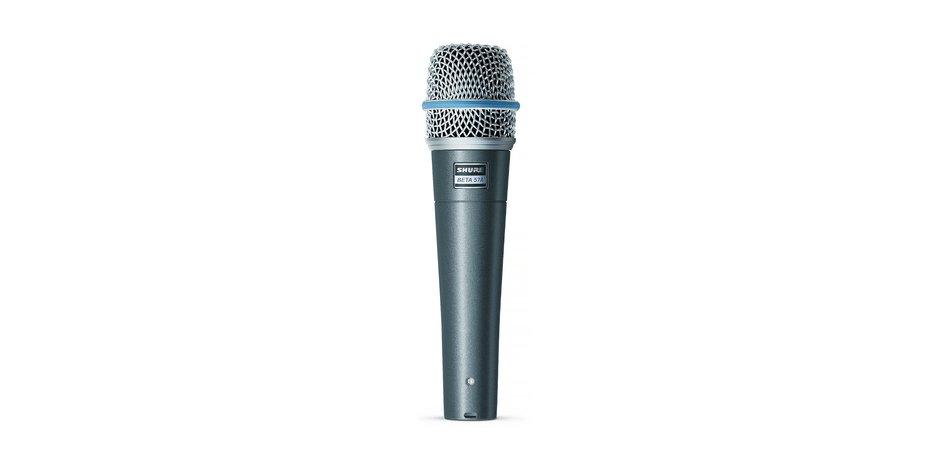 Microphone, Shure 57A