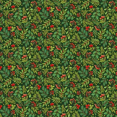ANDOVER MAKOWER CHRISTMAS Foliage Scatter