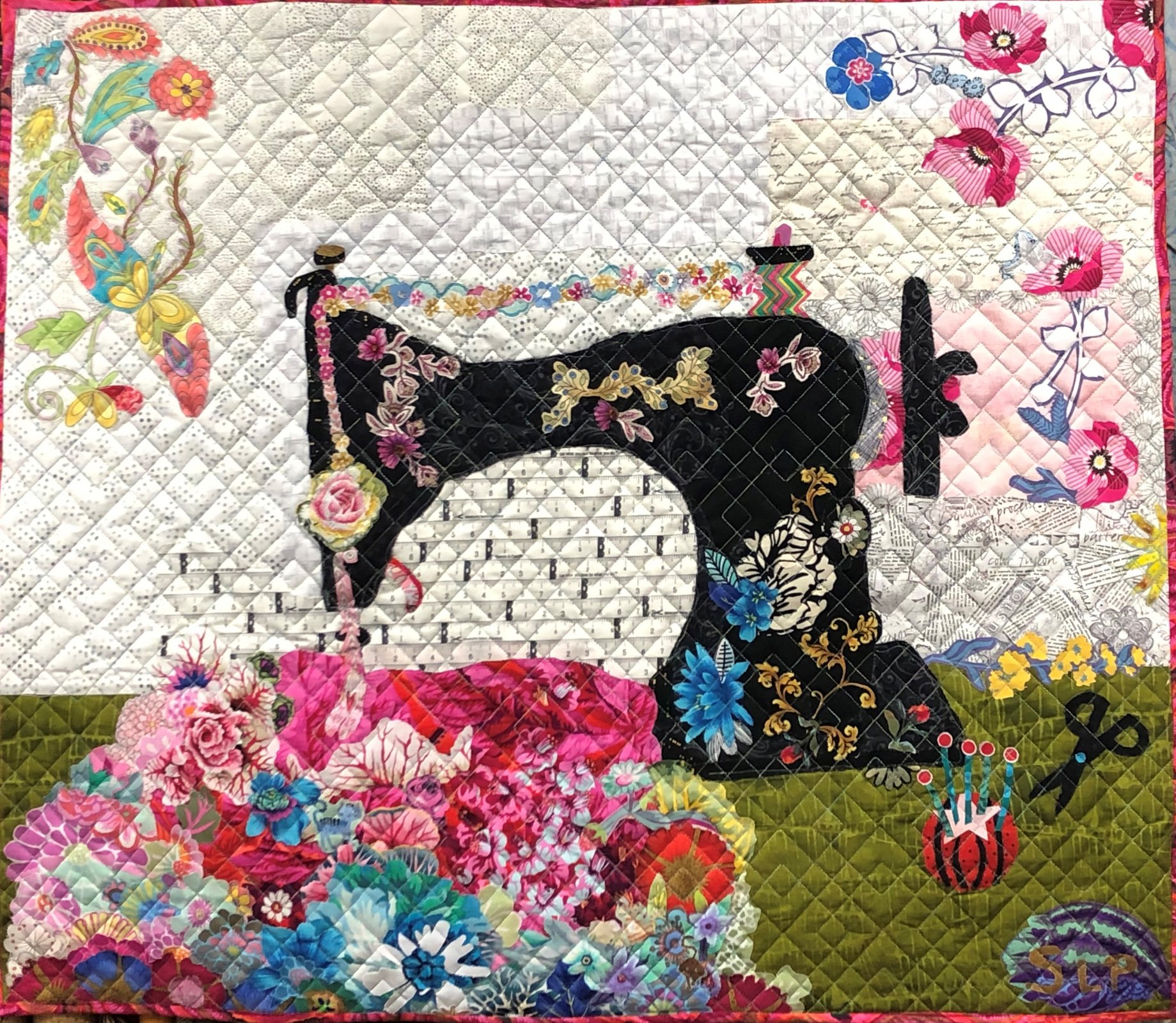 FEATHERWEIGHT KIT FOR COLLAGE