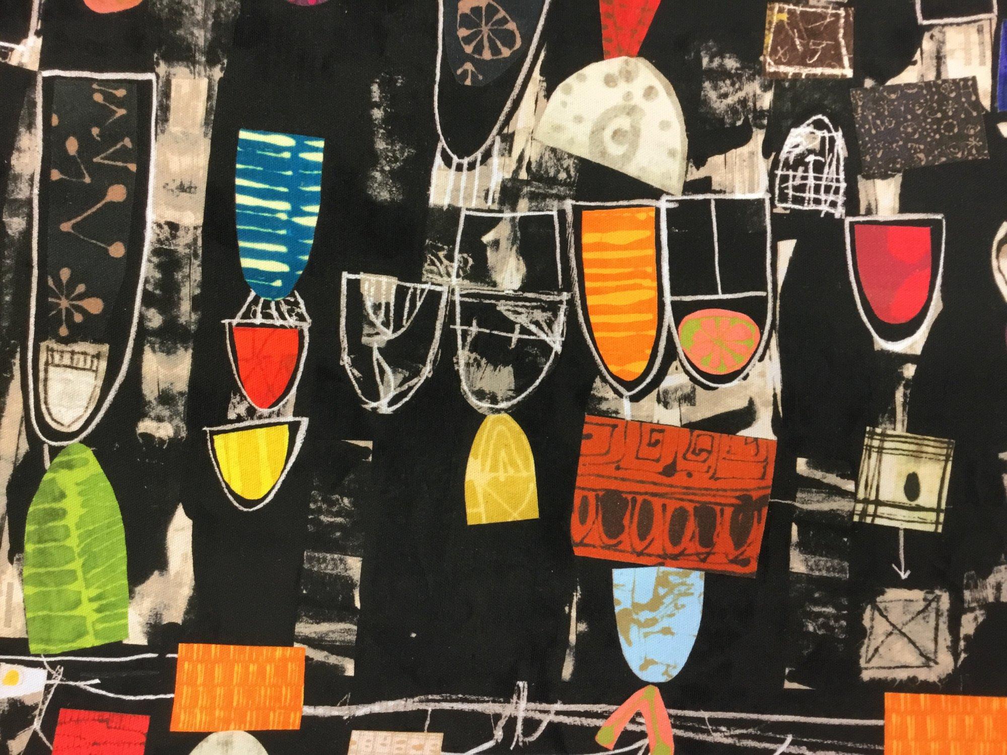 WINDHAM FABRICS: ART HISTORY 101 50764DC-1-CANVAS
