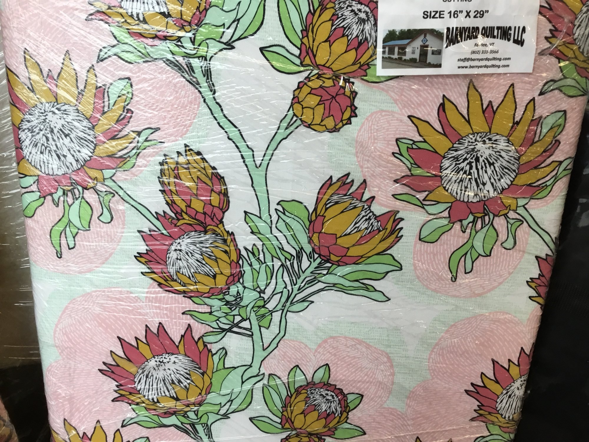 QUILTER'S DREAM TABLE TOPPER IRONING BOARD (16 X 29)