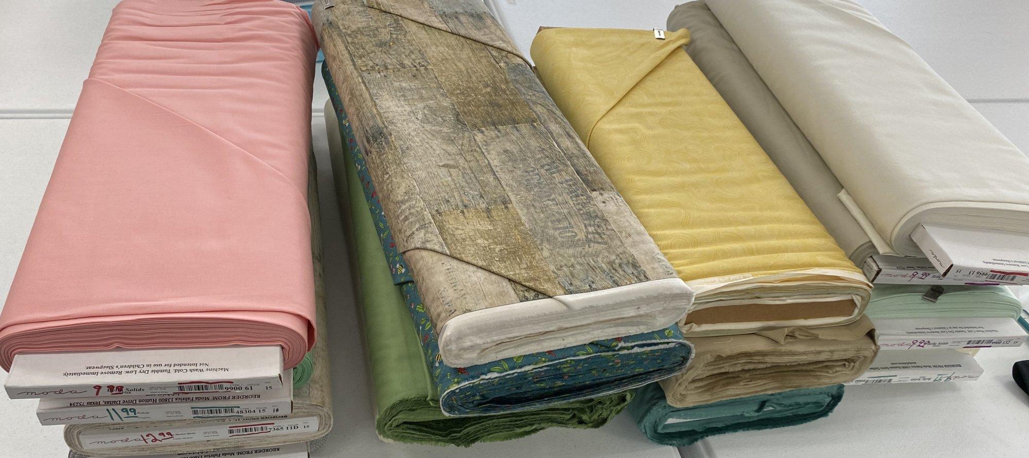 Embellish License to Create Fabric  Kit