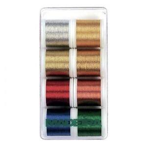 metallic 8 pack