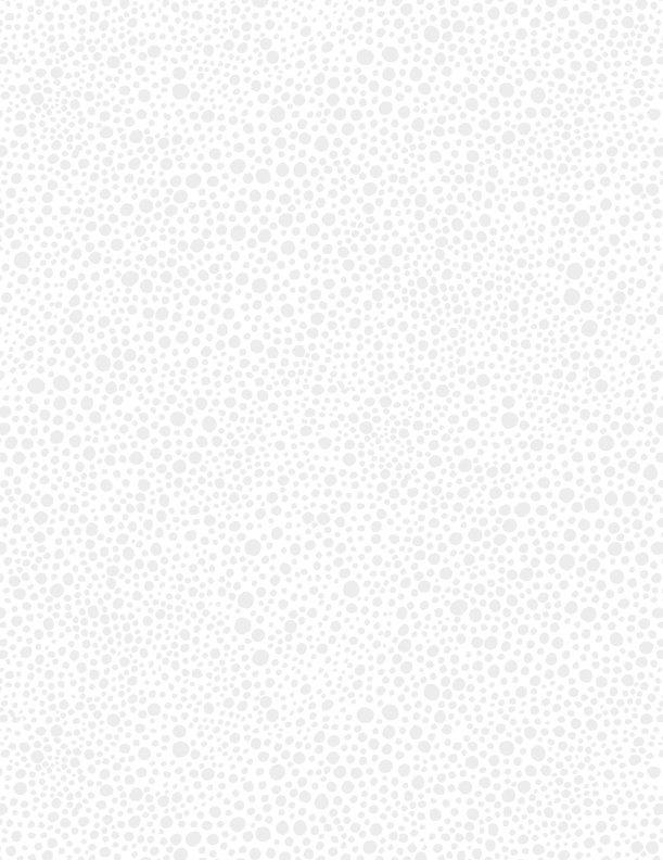 108 Bubble Up White on White