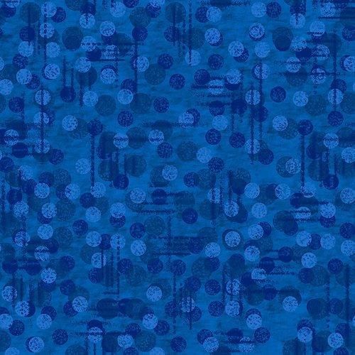 2906 Jot Dot 108 Dk Blue
