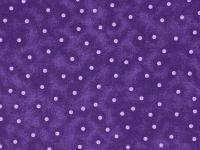 108 Blender Dot Quilt Back Purple