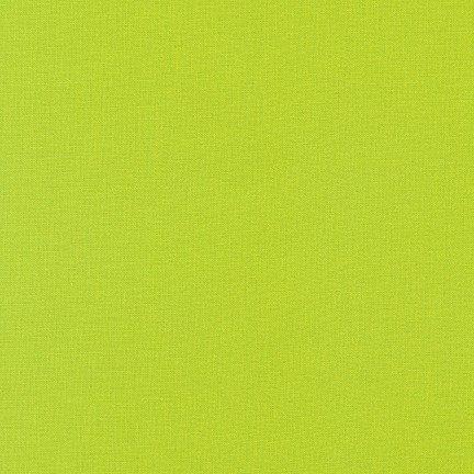 Kona Solids Chartreuse