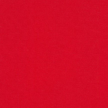 Kona Solids Red