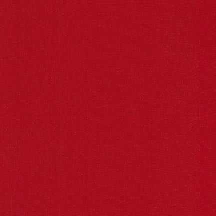 Kona Solids Rich Red