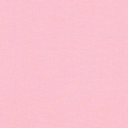 Kona Solids Baby Pink
