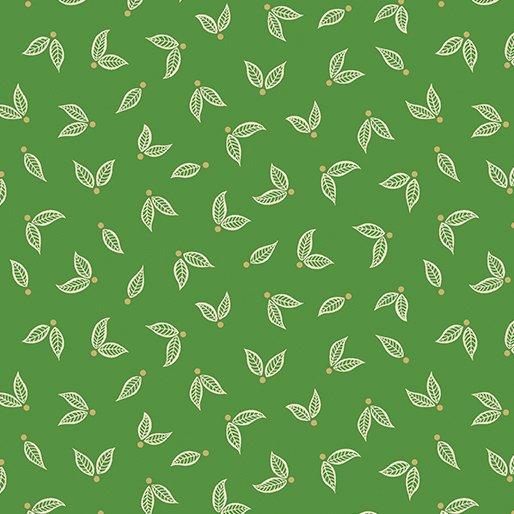 Little Leaves Green