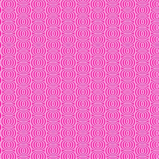 Optic Circles Just Pink