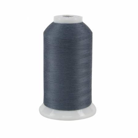 So Fine Polyester Thread 3-ply 50wt 3280yds Washed Denim #509