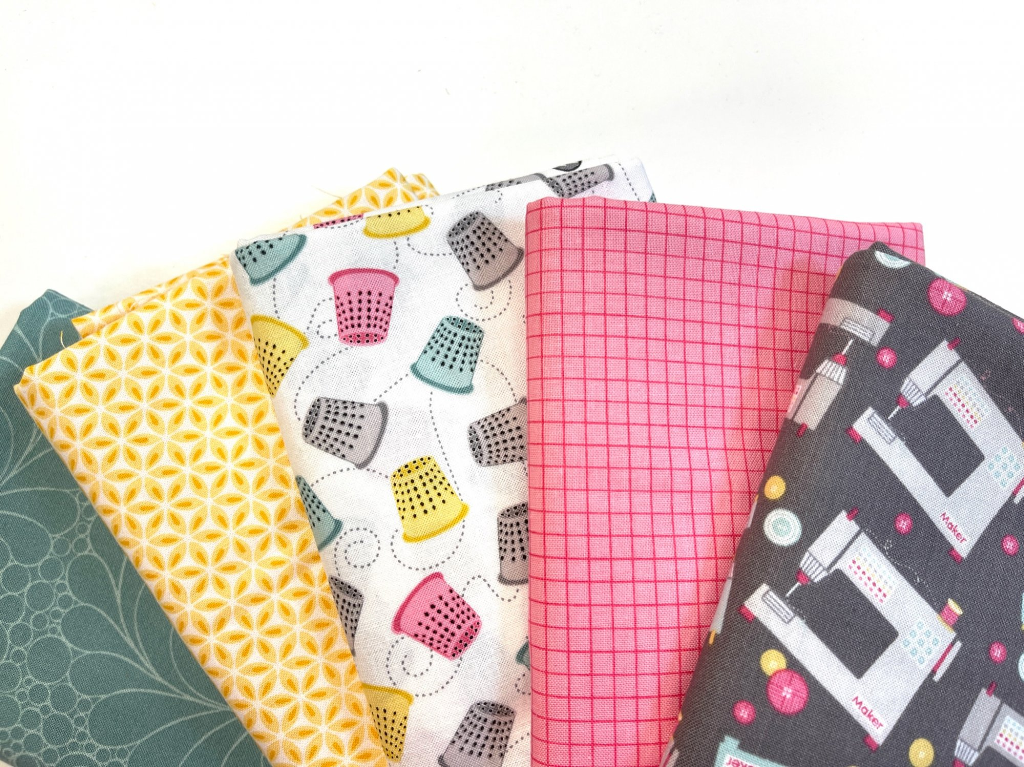 Words to Quilt By 5 Yard Bundle