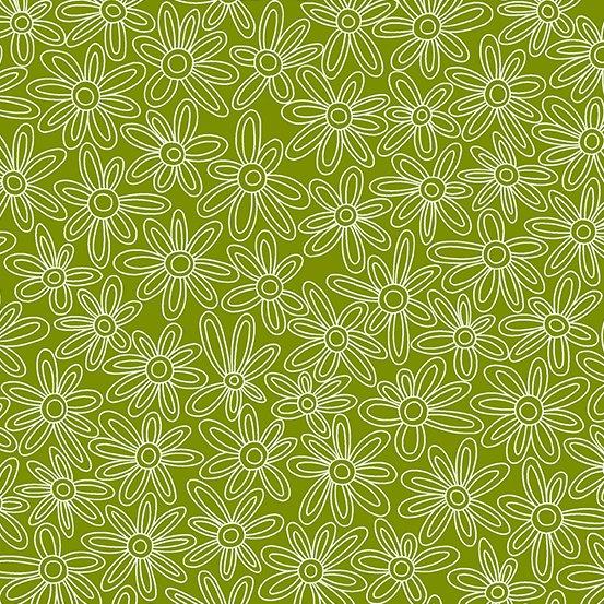 Century Prints - Sugar Pop - Guacamole