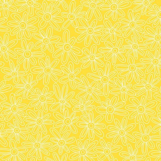 Century Prints - Sugar Pop - Sunshine