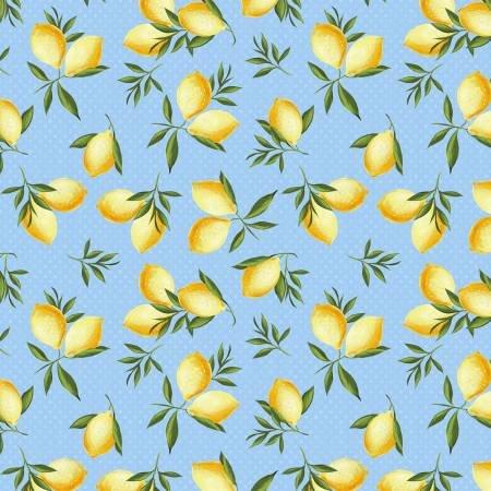 The Berry Best Light Blue Lemon Toss
