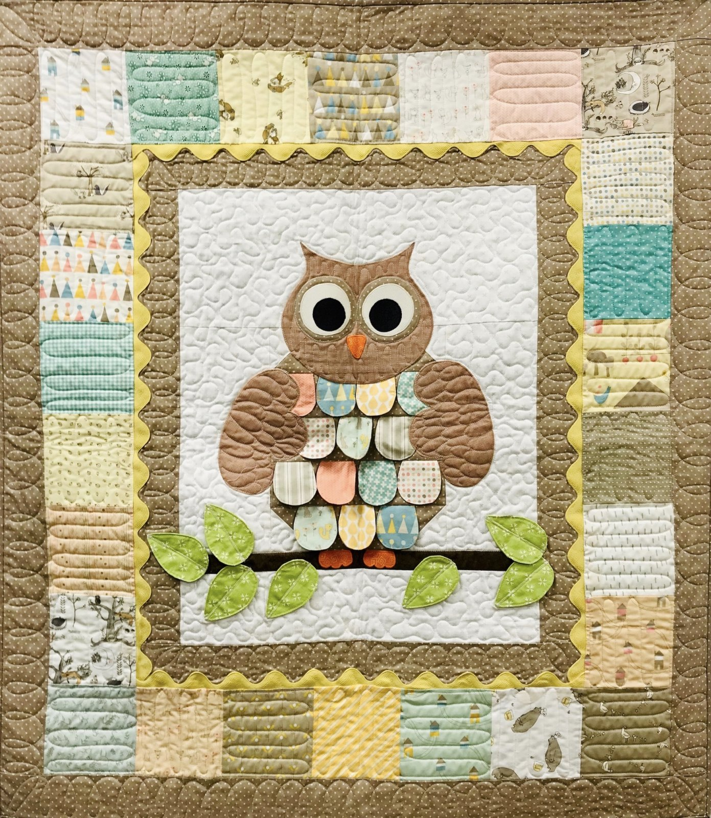 Peek A Hoo Kit w/ Book (Sew Sweet Baby Quilts)