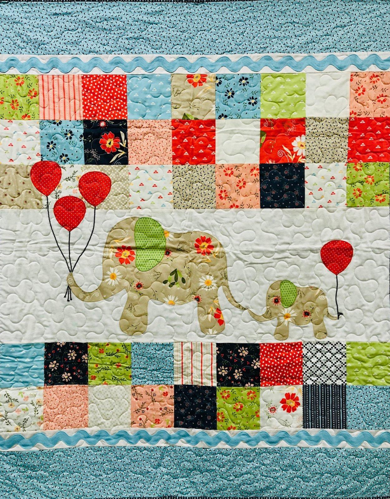 Mommy & Me Kit w/ Pattern