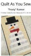 Frosty Table Runner