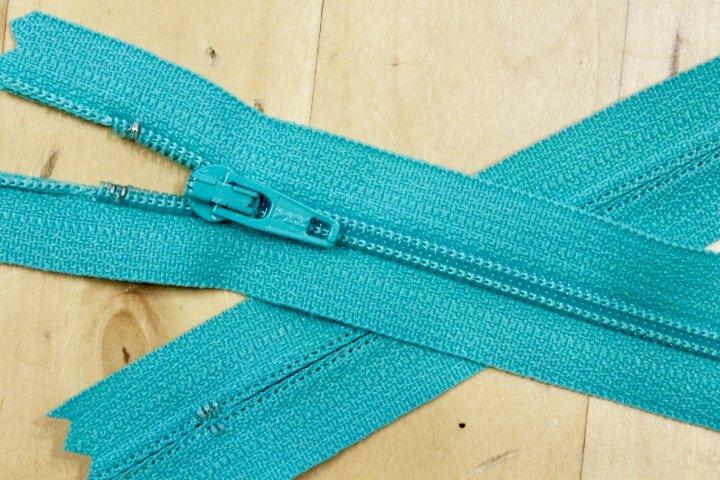 Zipper 22 Tahiti Teal