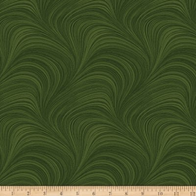 Fabric Wave Texture - Forest (45)