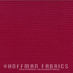 Fabric Burgundy Batik