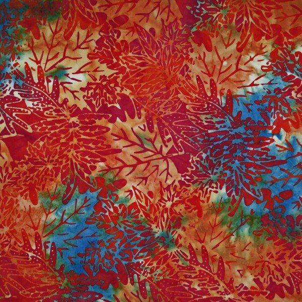 Fabric Batik OR-5-9791 Zest Multi