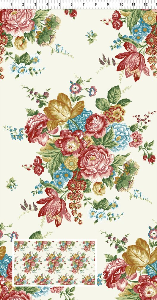 Fabric Romance 1BQR1