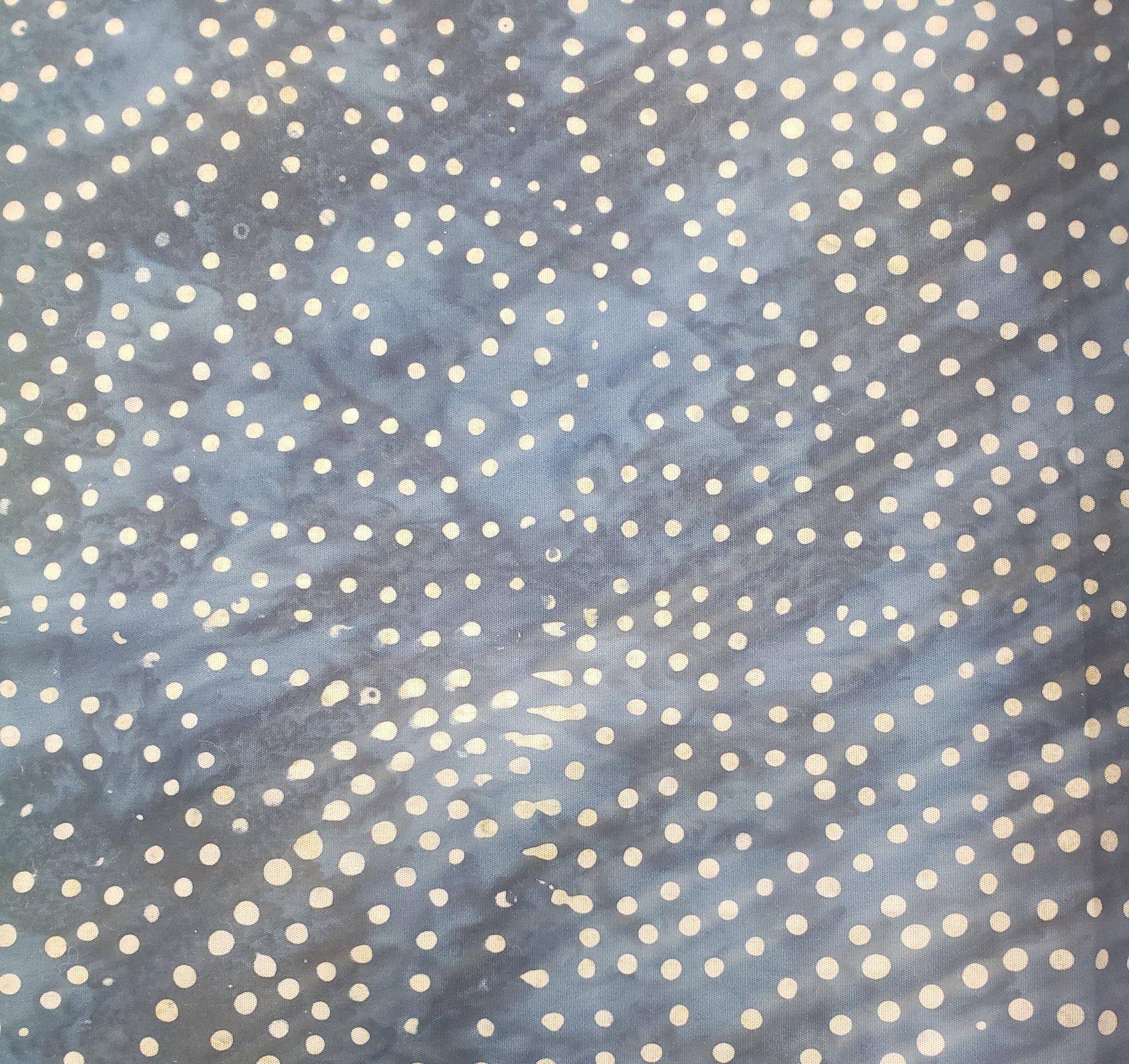 Fabric Batik Gray G0266