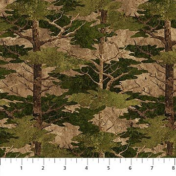 Fabric Mighty Pines 22442 76