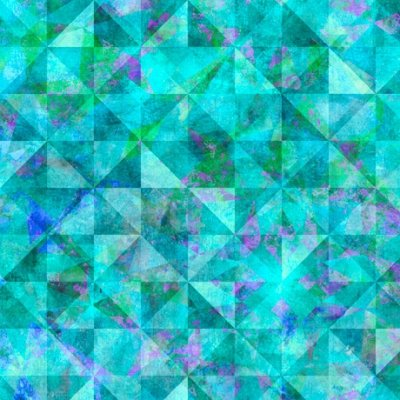 Minky Evolution Quilted Allover Teal