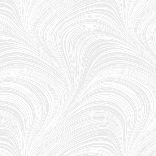 Fabric Wave Texture White (09)