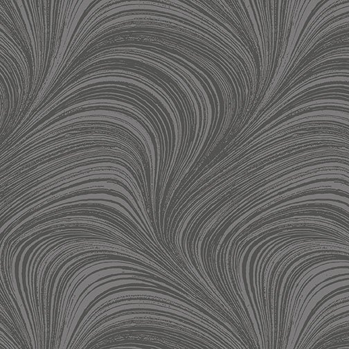Fabric Wave Texture 02966-11 Grey