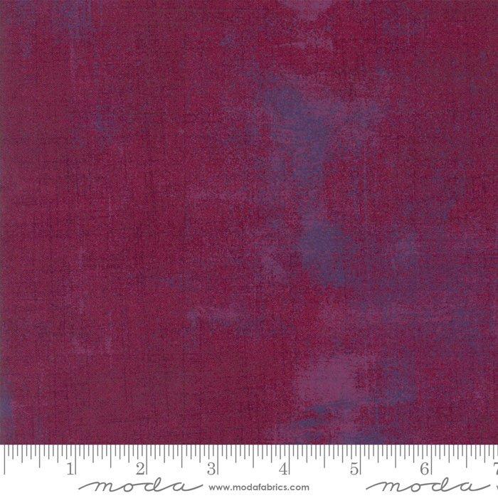Fabric Grunge 30150 335 Boysenberry