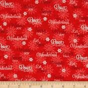 Fabric winter Joy 3804-88