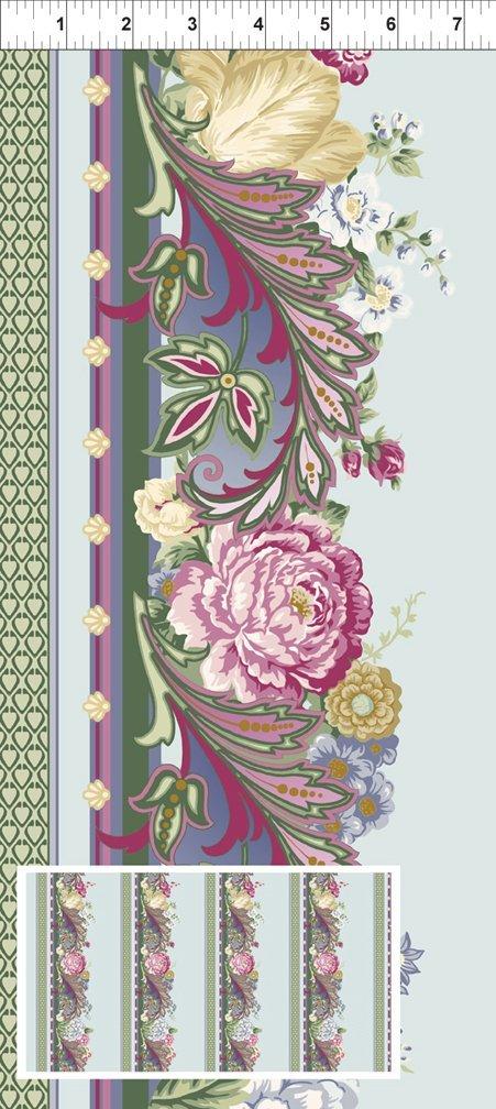 Fabric Romance 3BQR-3