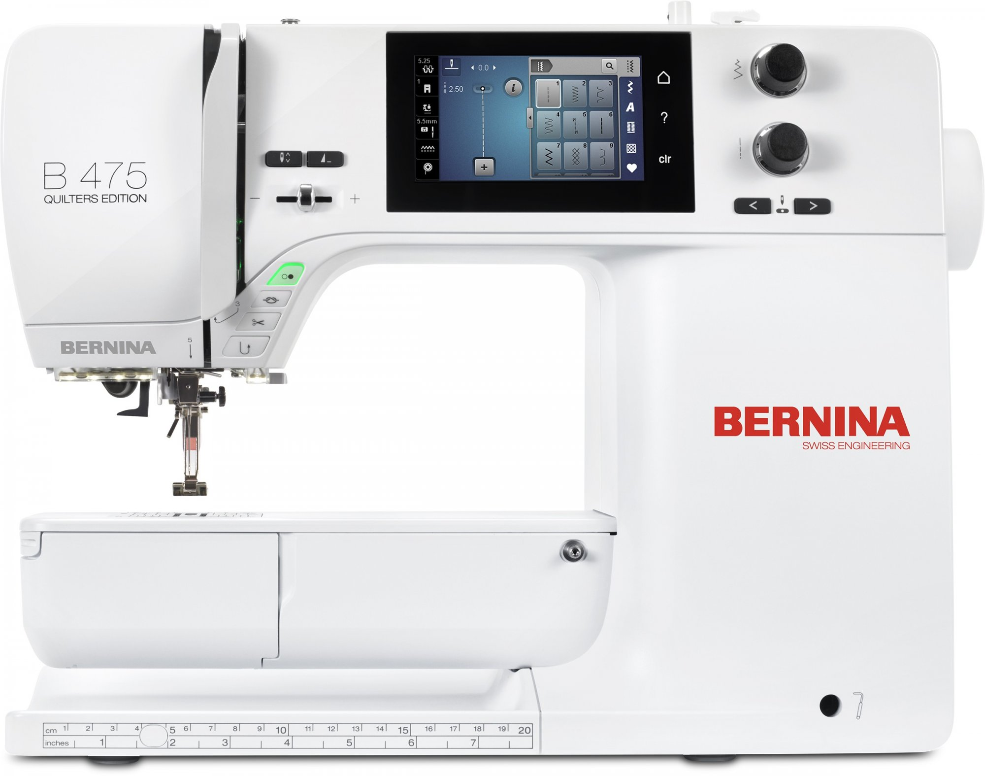 Bernina 475 Sewing Machine