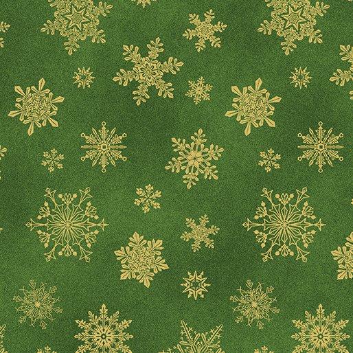 Fabric Cat-i-tude Xmas 6747M-45