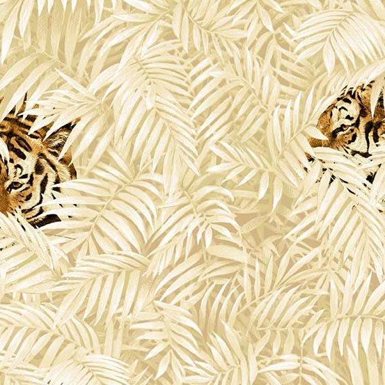 Fabric Tiger Kingdom A8697L