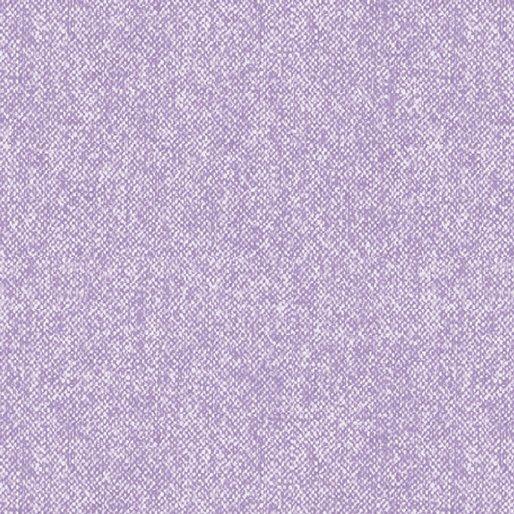 Wool Tweed Flannel Lavender