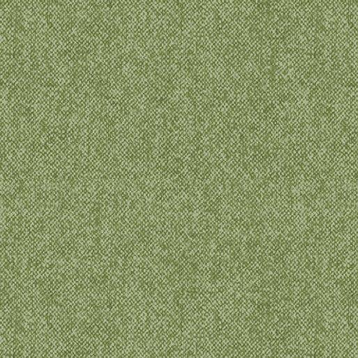 Wool Tweed Flannel Pear